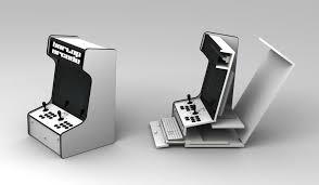 Bar Top Arcade Cabinet Bartop Arcade Monitor Hobby Electronics Linus Tech Tips