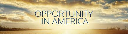 opportunity in america