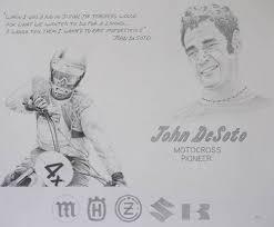 john desoto to be honored at the mta world vet motocross