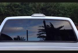 1990 toyota pickup tail light lens 1995 truck and 4runner clear 3rd brake light