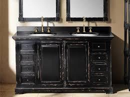 Shabby Chic Bathroom Vanities with Weathered Bathroom Vanities For A Shabby Chic Bathroom Decor