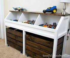 Toy Storage Ideas Toy Cubby Shelf Just One Sheet Of Plywood Cubby Shelves