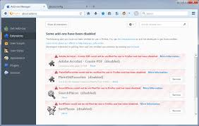 adobe acrobat create pdf could not be verified firefox support