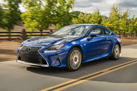 2016 lexus is sedan gets 2016 lexus rc coupe revealed gets 200t model with 241 hp 2 liter