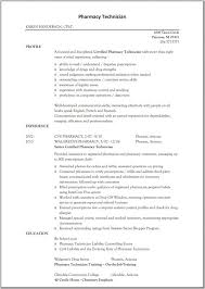 sample resume for pharmacist resume samples and resume help