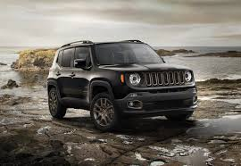 new jeep renegade new jeep 75th anniversary range goes on sale in the uk