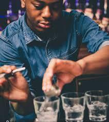 blue martini waitress abbey bar best bars in london happy hour near me