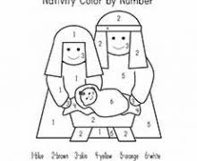 Coloring Page Deer Funycoloring Free Printable Nativity Coloring Pages