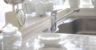 nettoyer cuisine 10 astuces pour nettoyer plan de travail cuisine az