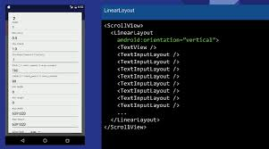 android layout exploring new android layouts