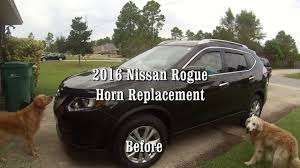 nissan rogue quality problems nissan rogue 2016 horn replace youtube