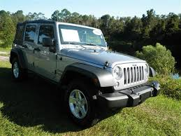 jeep sport mileage used jeep wrangler unlimited unlimited sport 2016 for sale