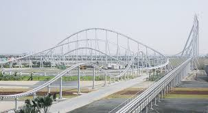 roller coaster abu dhabi speed top 5 scariest roller coasters in the the royale