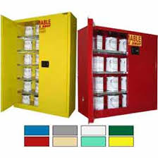 used fireproof cabinets for paint paint ink storage cabinets at global industrial