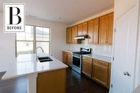 nice kitchen before after a nice kitchen that gets even better apartment