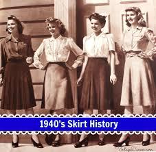 how to wear 1940s women u0027s fashion