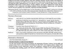 Electrical Engineer Sample Resume by Download Peoplesoft Administration Sample Resume