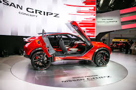 nissan gripz price gallery most awesome concept cars from the frankfurt motor show