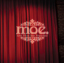 brookvale records we are a premier independent record label moe live from san francisco numbered