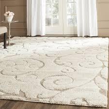 Striped Area Rugs 8x10 Decor Flooring Inspiring Interior Rugs Design Ideas With Ivory