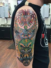 new tattoo by ink master season 4 winner scott marshall out of