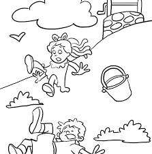 preschool coloring pages nursery rhymes nursery rhymes coloring sheets free printable nursery rhymes