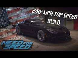 build dodge viper need for speed 2015 1200 hp srt viper drag top speed build