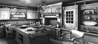 Clive Christian Kitchen Cabinets Clive Christians U0027s Kitchen By Animatorlu On Deviantart