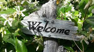 free photo welcome sign garden sign free image on pixabay 760358