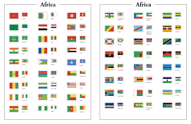 Flag Of The Central African Republic Flags Of The World Ultimate Sticker Book Dk Sticker Books