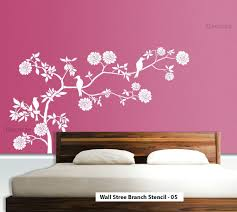 Home Design For Wall by Wall Arts Cool Stencil Designs For Walls Once You Have Painted
