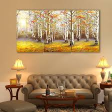 Wall Art Paintings For Living Room Compare Prices On Birch Wall Art Online Shopping Buy Low Price