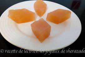 comment cuisiner des coings recette de pâte de coing maison les joyaux de sherazade