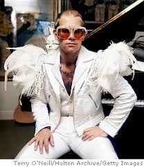 Country Comfort Elton John Captain Fantastic Ny Daily News