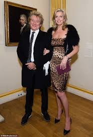 why did penny cut her hair penny lancaster reveals husband rod stewart persuaded her not to
