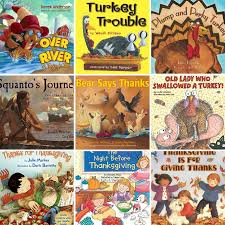 favorite thanksgiving books for families