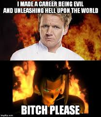 Sephiroth Meme - ramsay and sephiroth memes pinterest