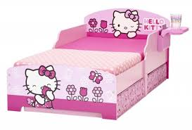 Hello Kitty Toddler Bed In A Bag  MYGREENATL Bunk Beds  Hello - Hello kitty bunk beds