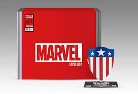 Excelsior Flag Limited Edition Marvel Excelsior London Comic Con Zbox Available