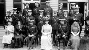 ww1 was a defining period for the royal family itv news