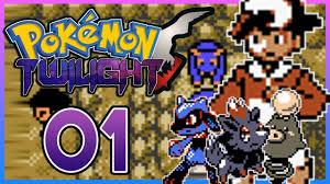 pokemon fan games online pokemon twilight part 1 a shiny pokemon fan game gameplay