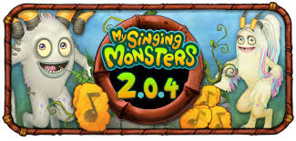 My Singing Monster My Singing Monsters Update 2 0 4 Big Blue Bubble