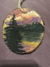i paint wood christmas ornaments album on imgur