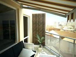 apartment balcony canopy large image for apartment balcony privacy