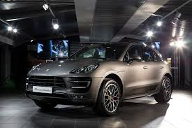 porsche macan grey report introduction of the porsche macan in exeter