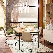 Industrial Dining Room by Industrial Dining Tables U0026 Chairs West Elm