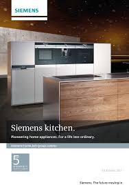 siemens brochures and product catalogs