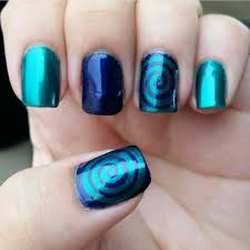 nail art idea for short nails sooper mag