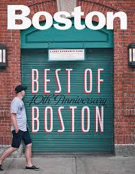 best of boston 2013 boston magazine u0027s guide to the city turns 40