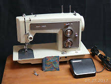 Upholstery Denim Sears Kenmore 1301 Heavy Duty Leather Upholstery Denim Sewing